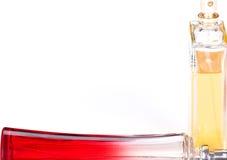 Bottle of parfum Royalty Free Stock Image