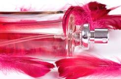 Bottle of parfum Stock Images