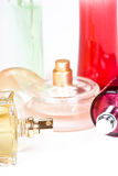 Bottle of parfum Stock Photography