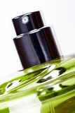 Bottle of parfums Royalty Free Stock Photography