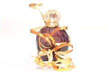 Bottle of perfum Royalty Free Stock Photos