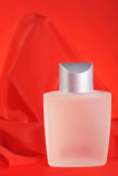 Bottle of perfume Royalty Free Stock Photo
