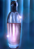 Bottle of perfume Royalty Free Stock Image