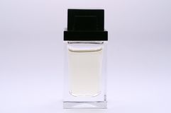 Bottle of Perfume Stock Photo