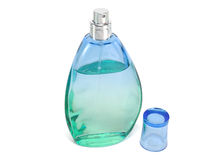 Bottle of perfume Stock Photography