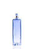 Bottle of perfume isolated on white Stock Photos