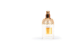 Bottle of perfume Royalty Free Stock Photos