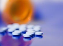 Bottle of Pills Stock Image