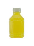 Bottle of pineapple juice Stock Photography