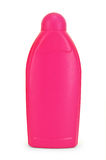 Bottle of pink Stock Photography
