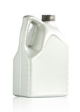 Bottle plastic gallon 6 liter Stock Photos