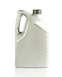 Bottle plastic gallon 6 liter Royalty Free Stock Photo