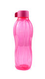 Bottle plastic water pink  on white background for multipurpose. Multipurpose bottle plastic water pink  on white background for Stock Images