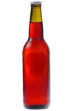 A bottle of raspberry drink Stock Image