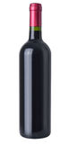 A bottle of red wine Royalty Free Stock Image