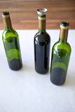 Bottle of red wine Royalty Free Stock Photo
