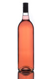Bottle of Rose Wine stock photos