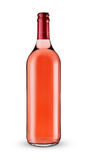 A bottle of rose wine Royalty Free Stock Image