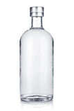 Bottle of russian vodka Royalty Free Stock Images
