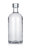 Bottle of russian vodka Royalty Free Stock Photography