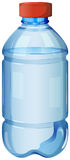 A bottle of safe drinking water Royalty Free Stock Image