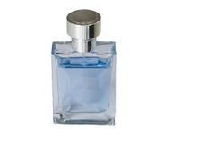 Bottle of scent Stock Image
