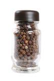Bottle with seasonings Stock Photo