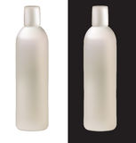 Bottle of shampoo Royalty Free Stock Images