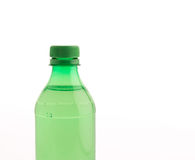 Bottle with soft drink Royalty Free Stock Images