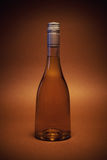 Bottle of Spirit Drink Stock Image