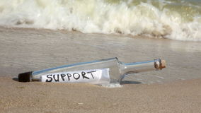 Bottle support