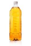 A bottle of tea/oil. It's a bottle of tea oil Royalty Free Stock Image