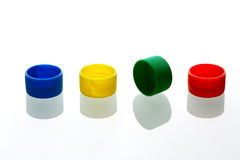 Bottle Tops Stock Images