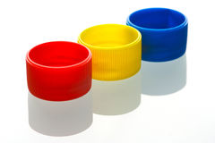 Bottle Tops Royalty Free Stock Photography