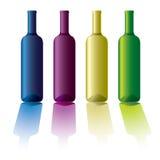 Bottle variation Royalty Free Stock Photos