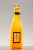 Bottle of Veuve Clicquot Champagne. MIAMI, USA - FEB 5, 2015: Bottle of Veuve Clicquot Ponsardin Premium Champagne arrive in time for the Holiday Season. Veuve Royalty Free Stock Photos