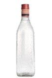Bottle of vodka Royalty Free Stock Photo