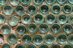 Bottle Wall Stock Images