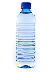 Bottle of water Stock Photography