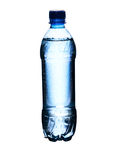 Bottle with water Royalty Free Stock Photo