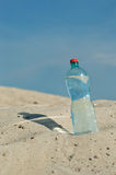 A bottle of water Stock Photography