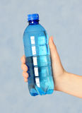 Bottle of water Stock Images