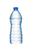 Bottle of water on white background Royalty Free Stock Image