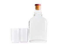 Bottle whiskey Stock Photos