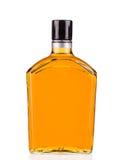 Bottle of whiskey Royalty Free Stock Photos