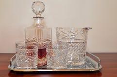 Whisky - Distilled alcoholic beverage Stock Photo