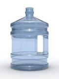 Bottle on white background Royalty Free Stock Photo
