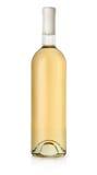 Bottle of white wine Stock Photography