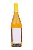 Bottle of white wine Royalty Free Stock Image