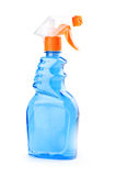 Bottle of window cleaner Stock Image